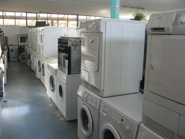 Produktbeispiel Waschmaschine